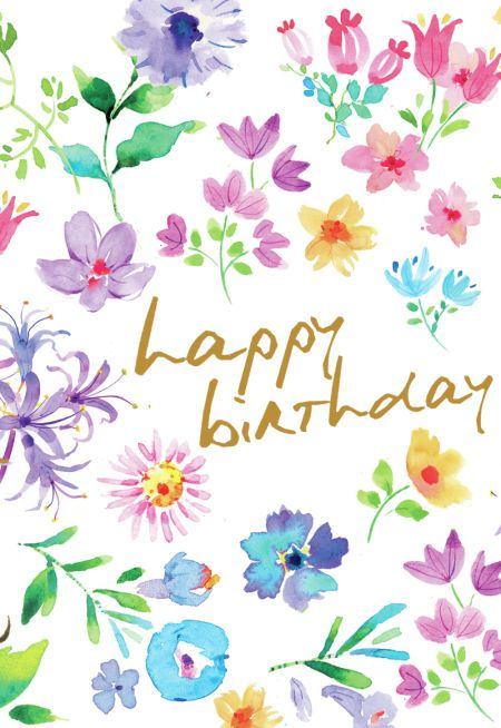 Liz Yee D 3 Birthday Wishes Messages Happy Birthday Flower