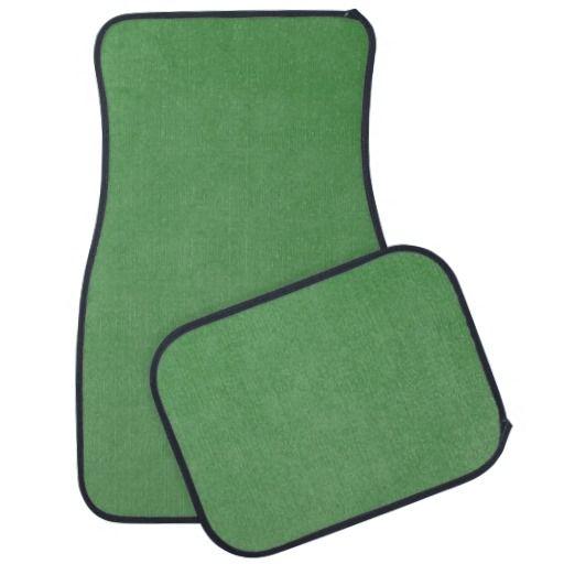 green car floor mats. Unique Car Green Solid Car Floor Mats Mat And