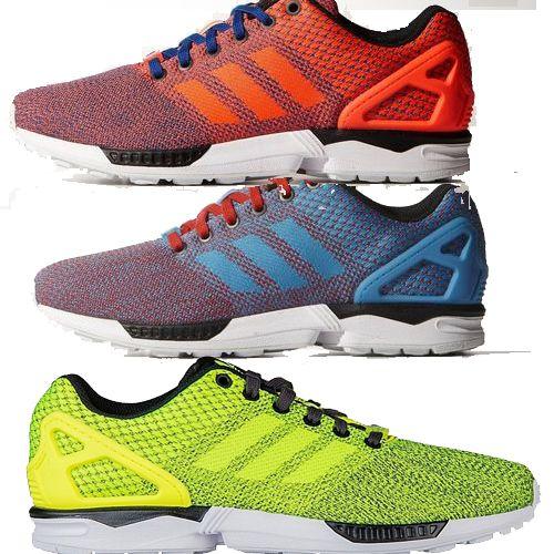 ADIDAS Originals ZX FLUX RED OCTOBER S77299 $289.00 | ADIDAS ZX FLUX  SNEAKER | Pinterest | Zx flux red, Zx flux and Adidas zx flux