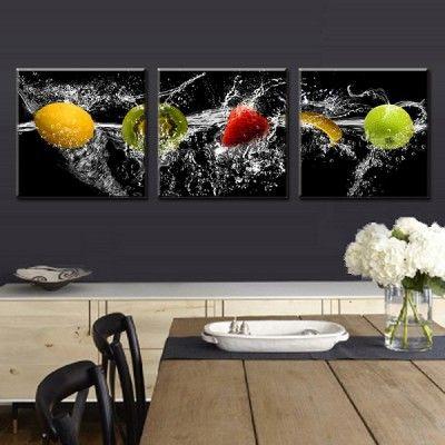 pinturas para comedores modernos hermosos | pinturas en oleo ...