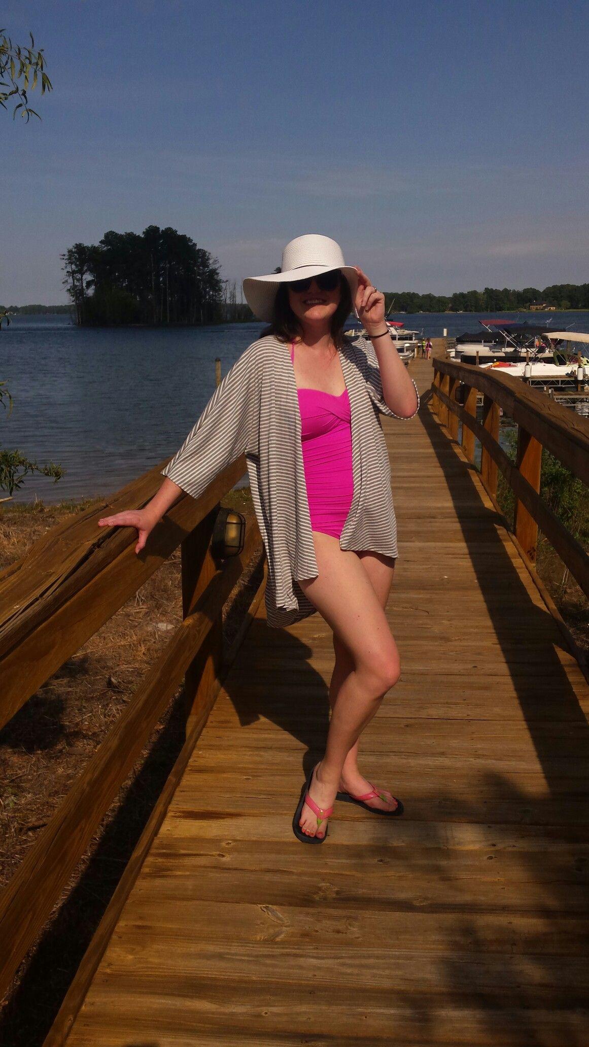 6a690fd38e Lularoe Lindsey as a bathing suit cover up   lularoe love   Bathing ...