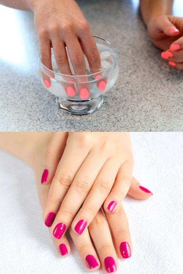How to Make Your Nail Polish Last Longer | Make up, Mani pedi and Pedi