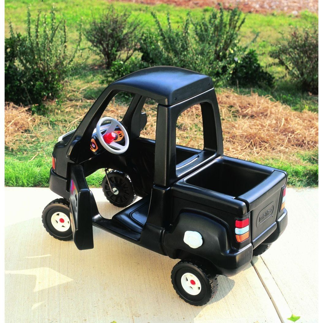 A Black Truck Like Daddys Grant Pinterest Cozy Coupe Little
