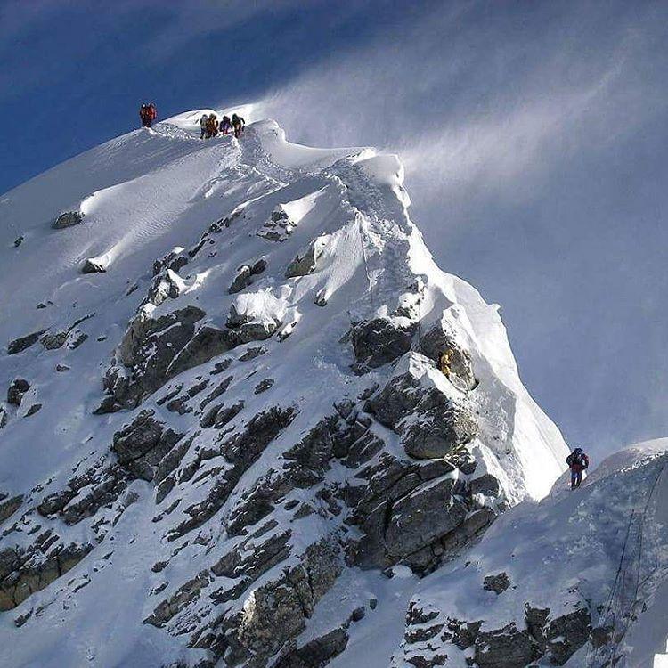 Instagram Mount everest, Everest, Top of the world