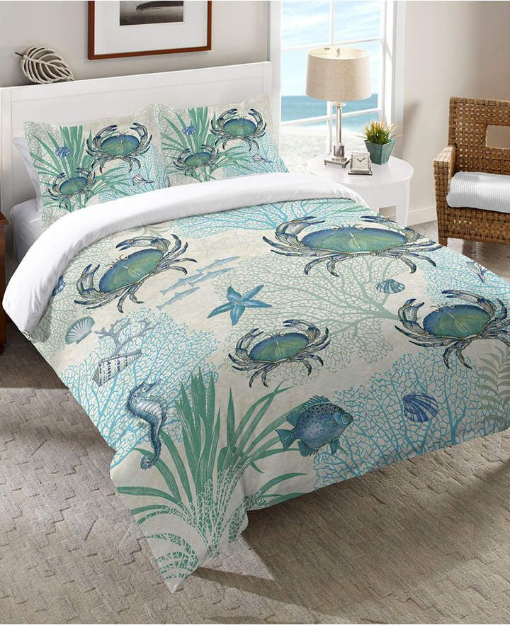20+ Coastal Bedding Sets For Beach Themed Bedroom Laural