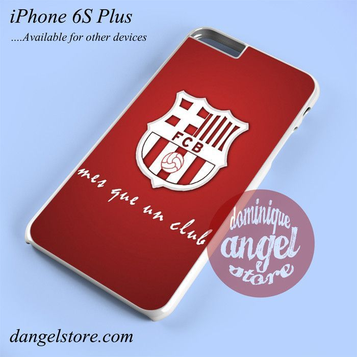 Barcelona Yel Phone case for iPhone 6S Plus and another iPhone devices
