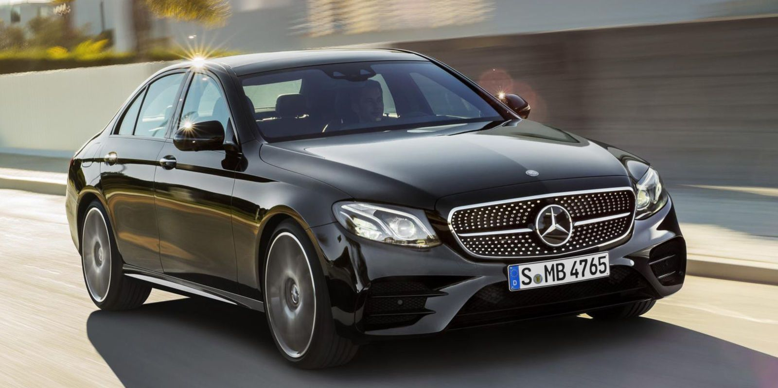 The 2017 Mercedes Amg E43 Gives The New E Class Twin Turbo Muscle