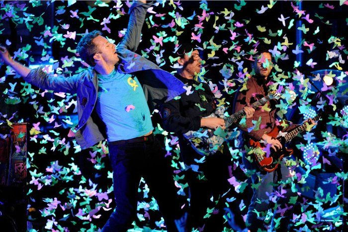 Chris Martin. Coldplay.