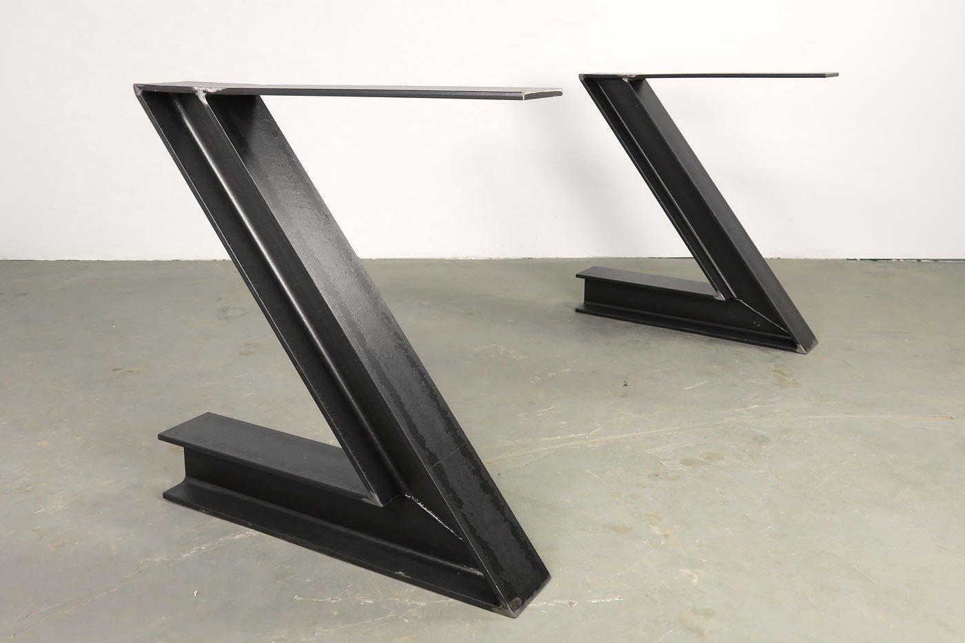 Industrial Tischgestell Quadrat Auf Mass Wohnsektion Tischgestell Tisch Couchtisch Metall