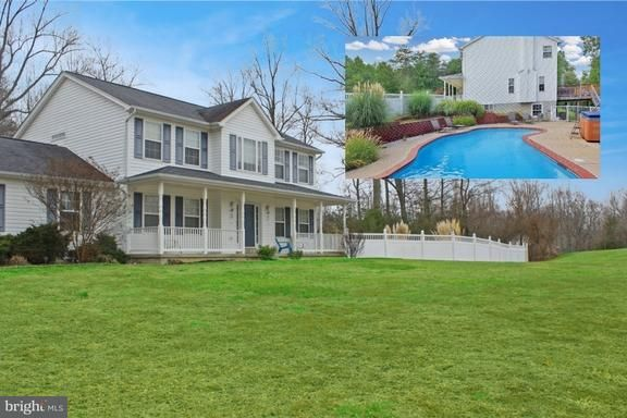 Hughesville Maryland home for sale! Bedrooms 3.5