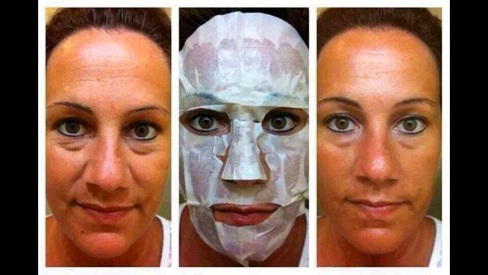 Give your face a lift in just 45 minutes! Contact me! Kristenwrapup.myitworks.com