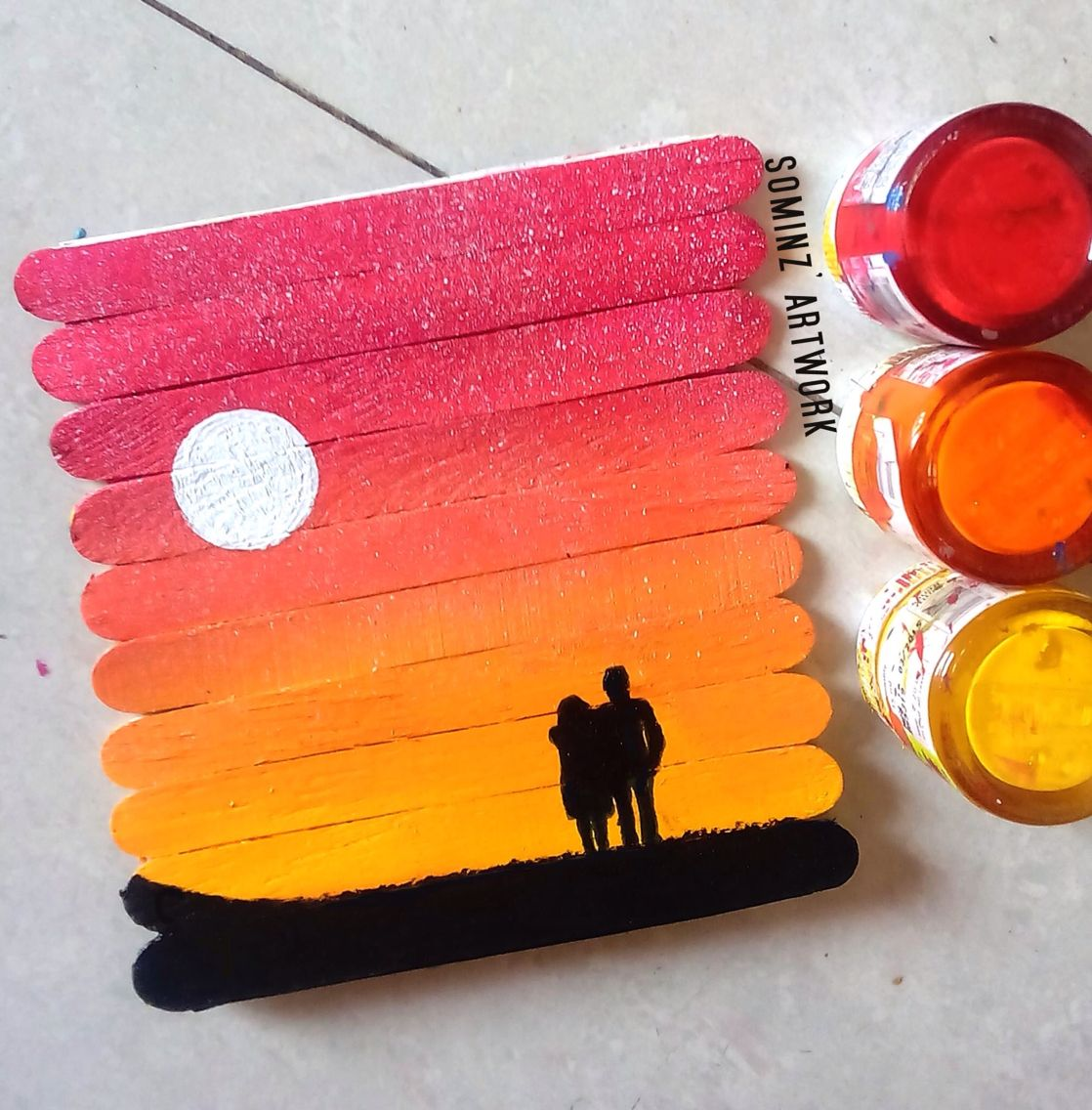 Make Your Own Oil Paint Sticks