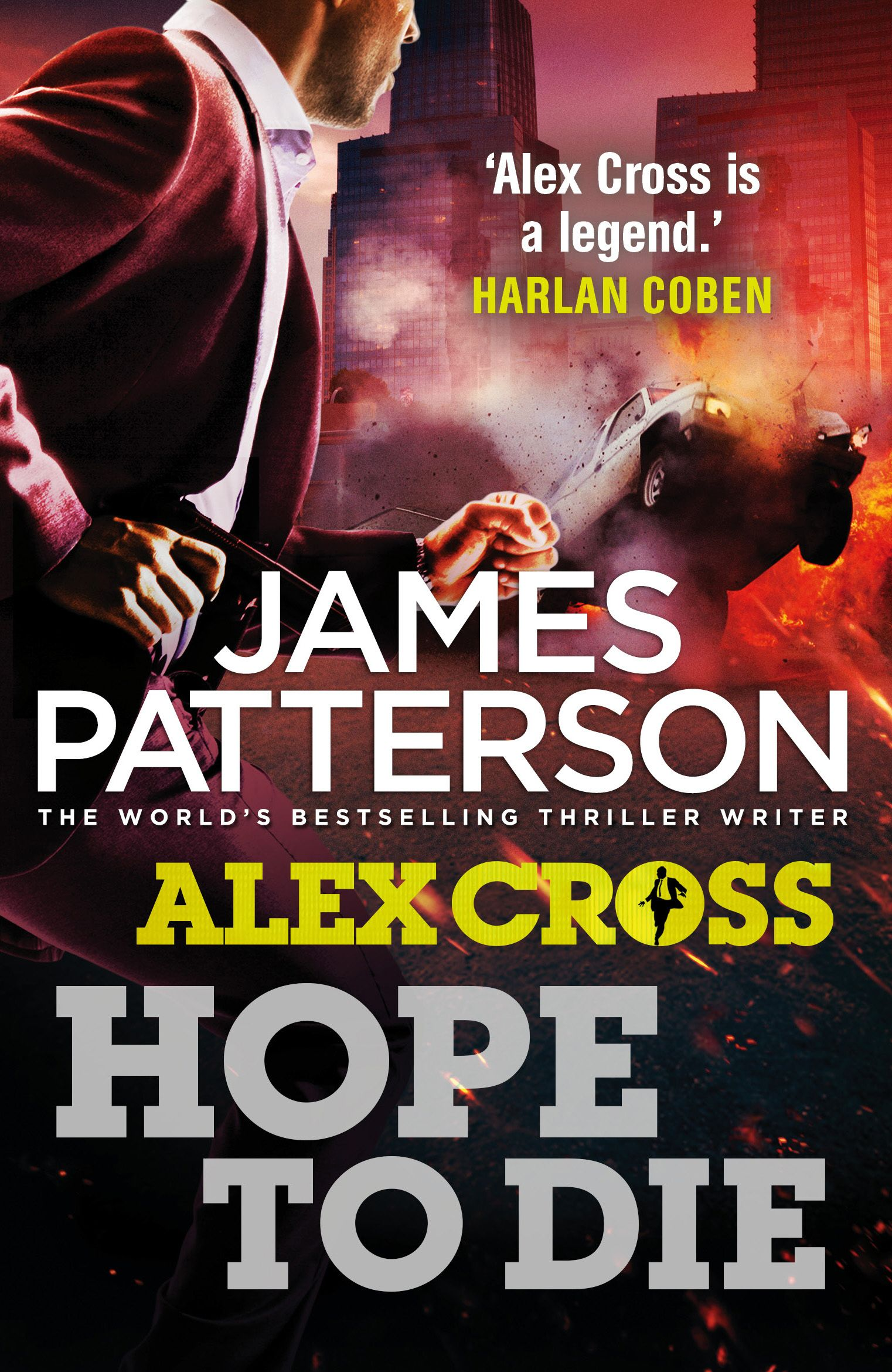 Detective Alex Cross Is Being Stalked By A Psychotic Genius, Forced To Play  The Deadliest