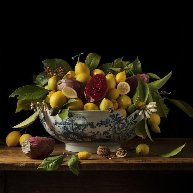 Lemons and Prickly Pears PAULETTE TAVORMINA Lemons and Prickly Pears, 2013 archival digital pigment print