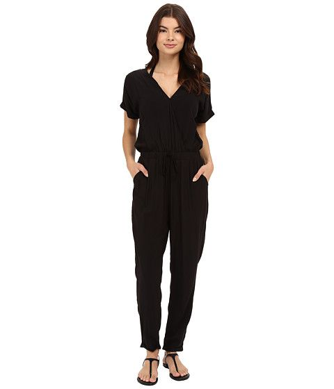 Seafolly Walk the Line Zone Jumpsuit Cover-Up