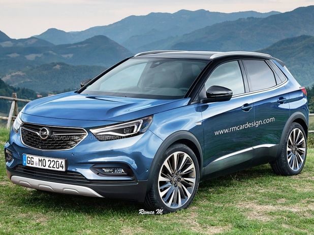 Opel Grandland X 2017 Preis Motor Auto Neuheiten Gelandewagen Opel Corsa