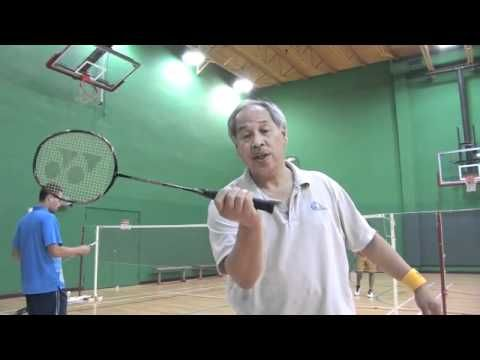 How To Return A Smash Badminton Tips Badminton Tips Badminton Badminton Videos