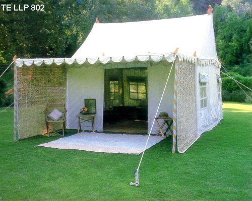 Classic Resort Tent Outdoor Tent Tent Glamping Backyard Tent