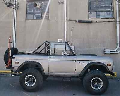 1973 Ford Bronco With Images Ford Bronco Bronco Classic Bronco