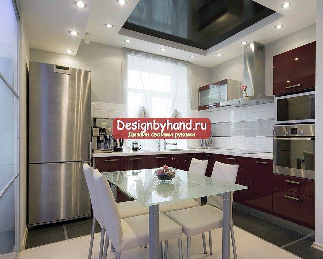 Дизайн кухни 9 кв м: лучшие идеи с фото | Дизайн кухни ...