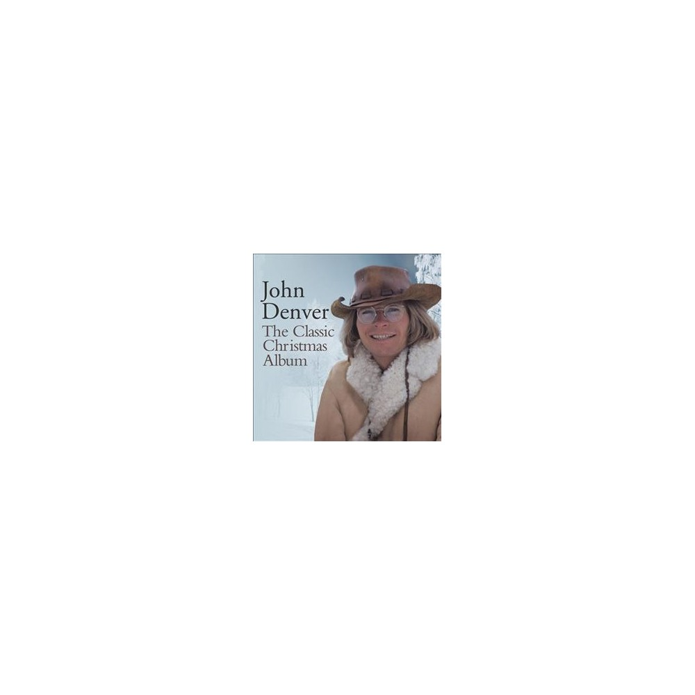 John Denver - Classic Christmas Album (CD) | Christmas albums, John ...