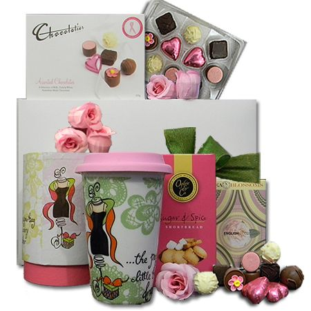 What A Girl Wants Gift Hamper | Gift Delivery Australia Wide $75.00