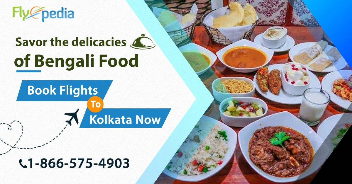 Visit #Kolkata and savour Bengali delicacies. Avail cheap flights from the #USA to Kolkata. Find the best deals on flights booking at #Flyopedia. Hurry! Book Now!  For more information, call:- 1-866-575-4903 (Toll-Free).  Or, click the link in bio @flyopedia.  #TravelToKolkata #usatoindia #traveler #TourToKolkata #cheapflightdeals #USAtoIndiaFlights #TouristsDestinations #Vacations #visitIndia #visitKolkata