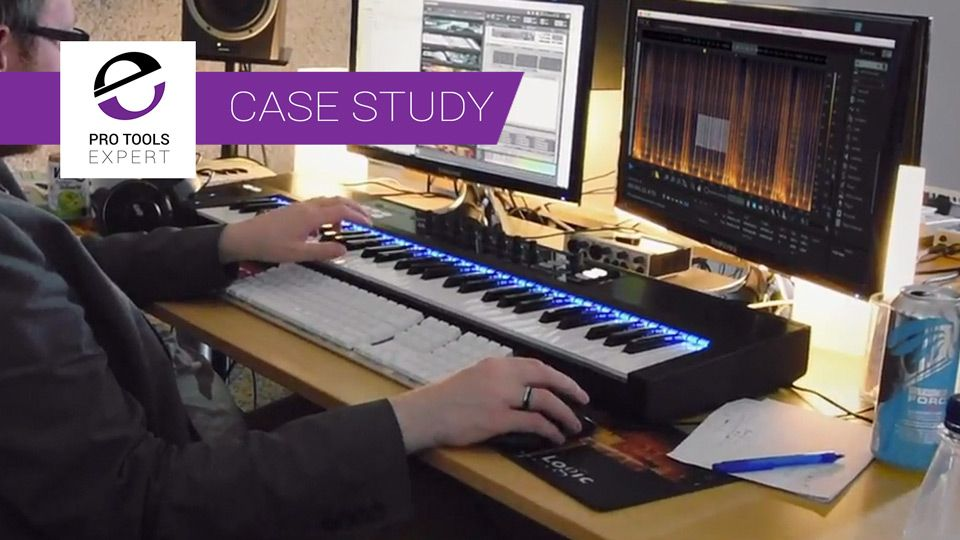 Case Study - How e-instrument Depend On iZotope RX6 To
