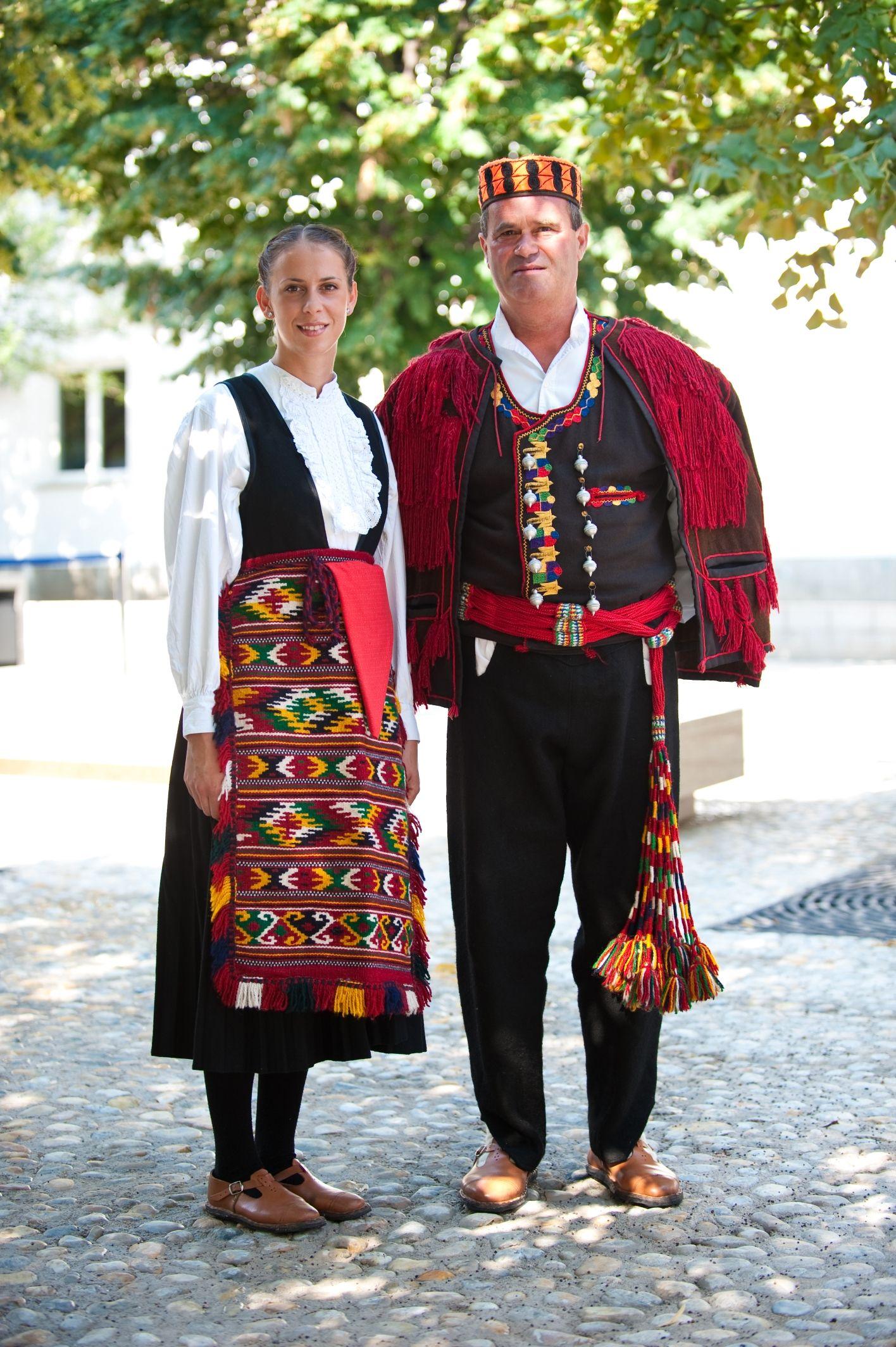 besondere kleidung in polen | folk clothing, traditional