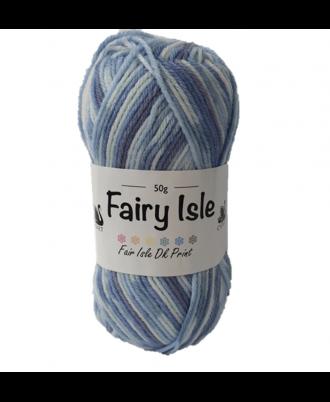 Fairy Isle DK is a Fair Isle effect yarn created especially for ...