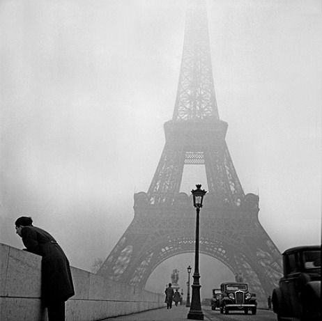 Paris, 1940s by Roger Schall