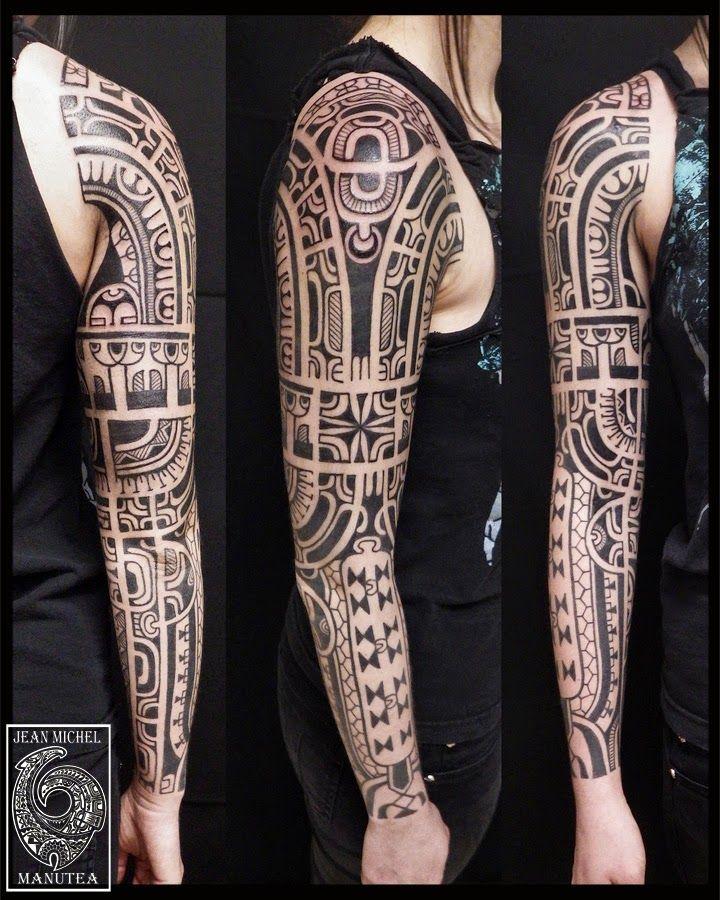 tatouage polynesien polynesian tattoo tahiti tattoo. Black Bedroom Furniture Sets. Home Design Ideas