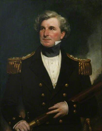 James Clark Ross (1800–1862)  by British (English) School
