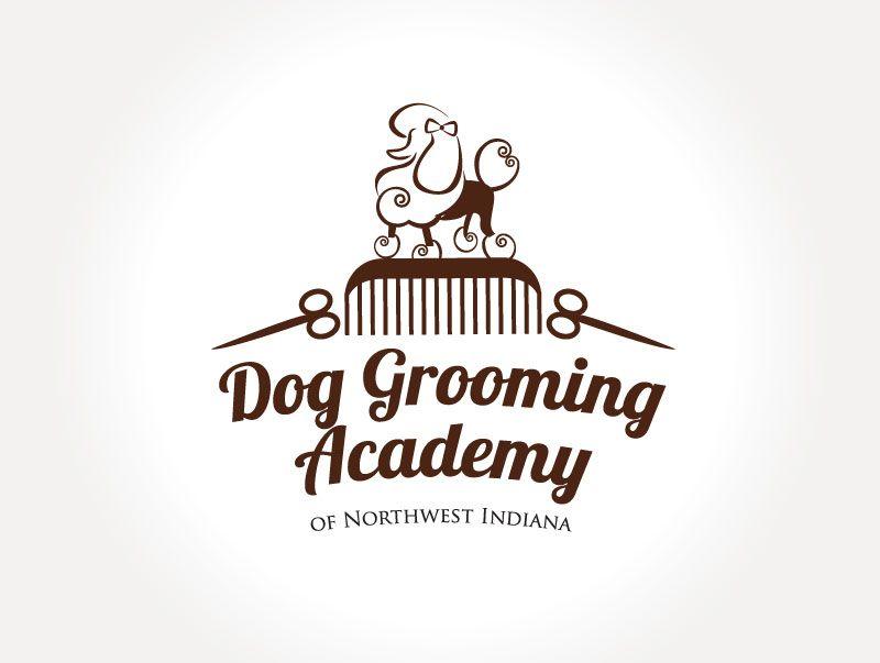 Dog Grooming Academy Of Northwest Indiana Needs A New Logo Logo