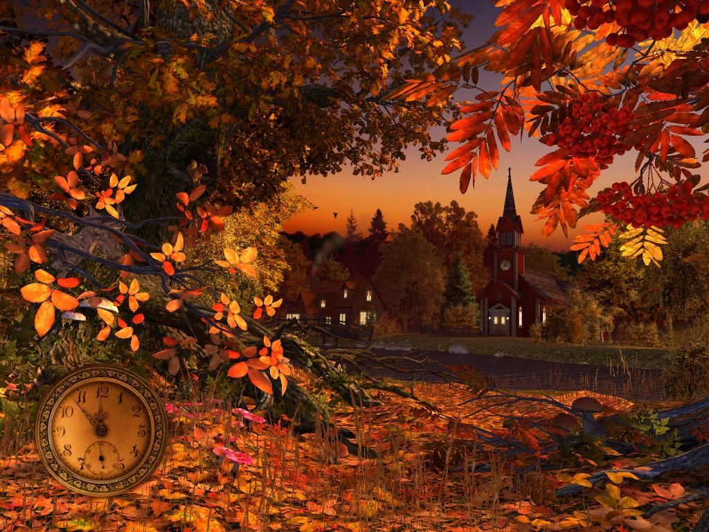 Astonishing Moving Fall Screensavers Autumn Wonderland 3D Screensaver Home Interior And Landscaping Ologienasavecom
