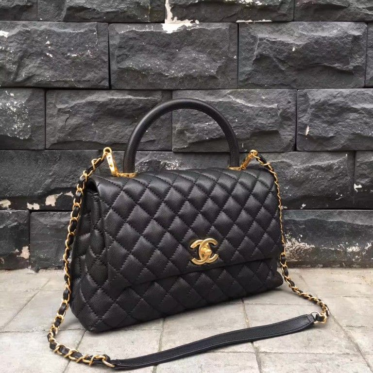 chanel coco handle bag perfect c club in 2020 chanel coco handle coco handle coco chanel bags