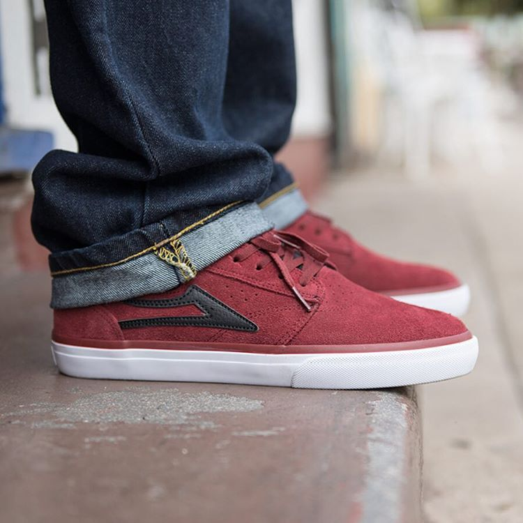 Instagram post by Lakai Limited Footwear Aug 8 2015 at 2 40am UTC Lakai Griffin Fall 15 Colorway Port Suede