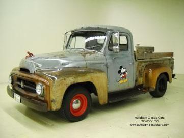 1954 International Pickup Rat Rod For Sale 1954 International Pickup