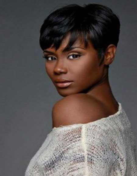 Short Haircut Styles For Black Women Jpg 450 579 Pixels Frisuren Haarschnitt Kurz Frisuren Fur Schwarze Haare