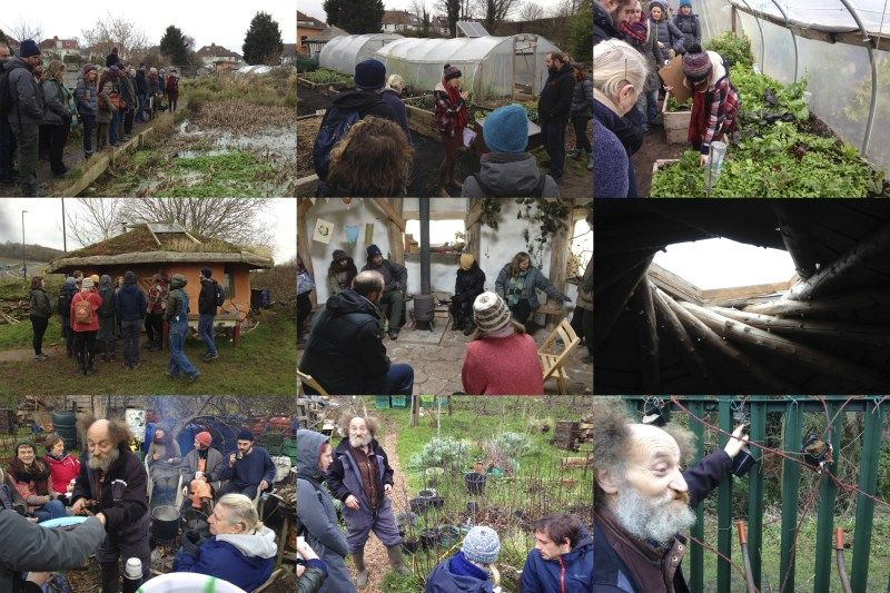 Visiting Permaculture Projects in Bristol (With images ...