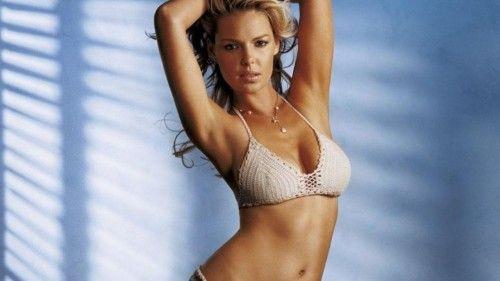 Katherine heigl boob size