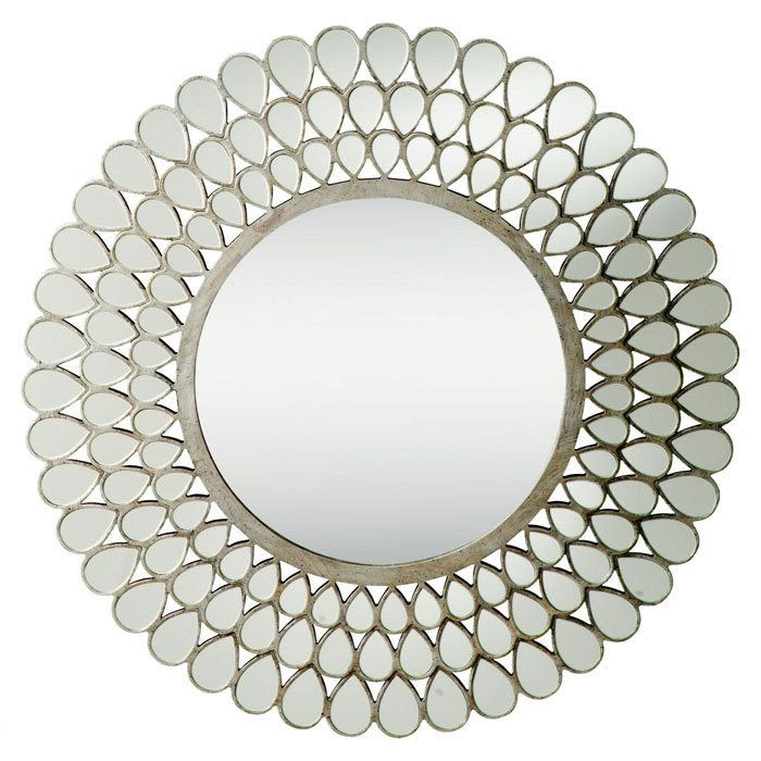 Kichler Teardrop Wall Mirror | for the home | Pinterest ...
