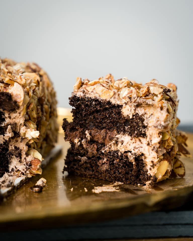 Burnt almond torte prantls bakery order online with