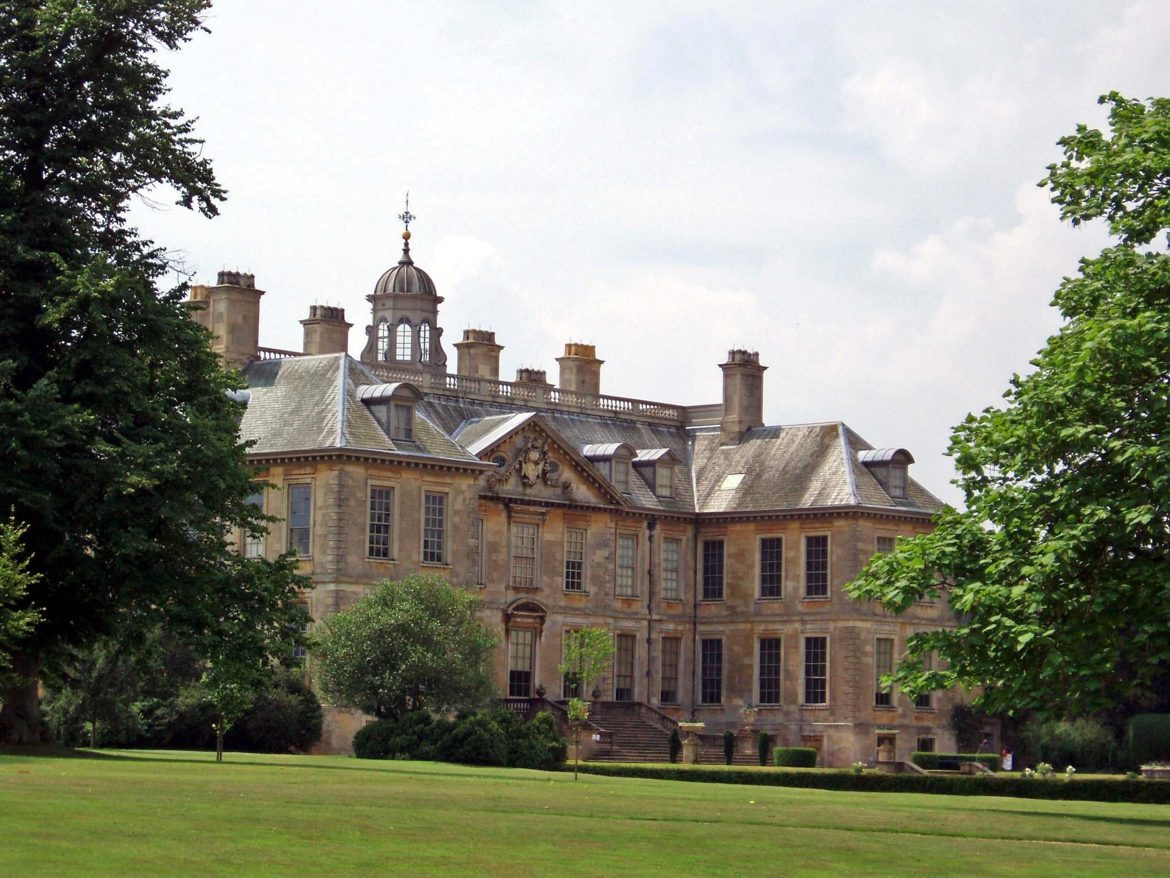 belton house ~ aka rosings park | homes in austen-land | pinterest