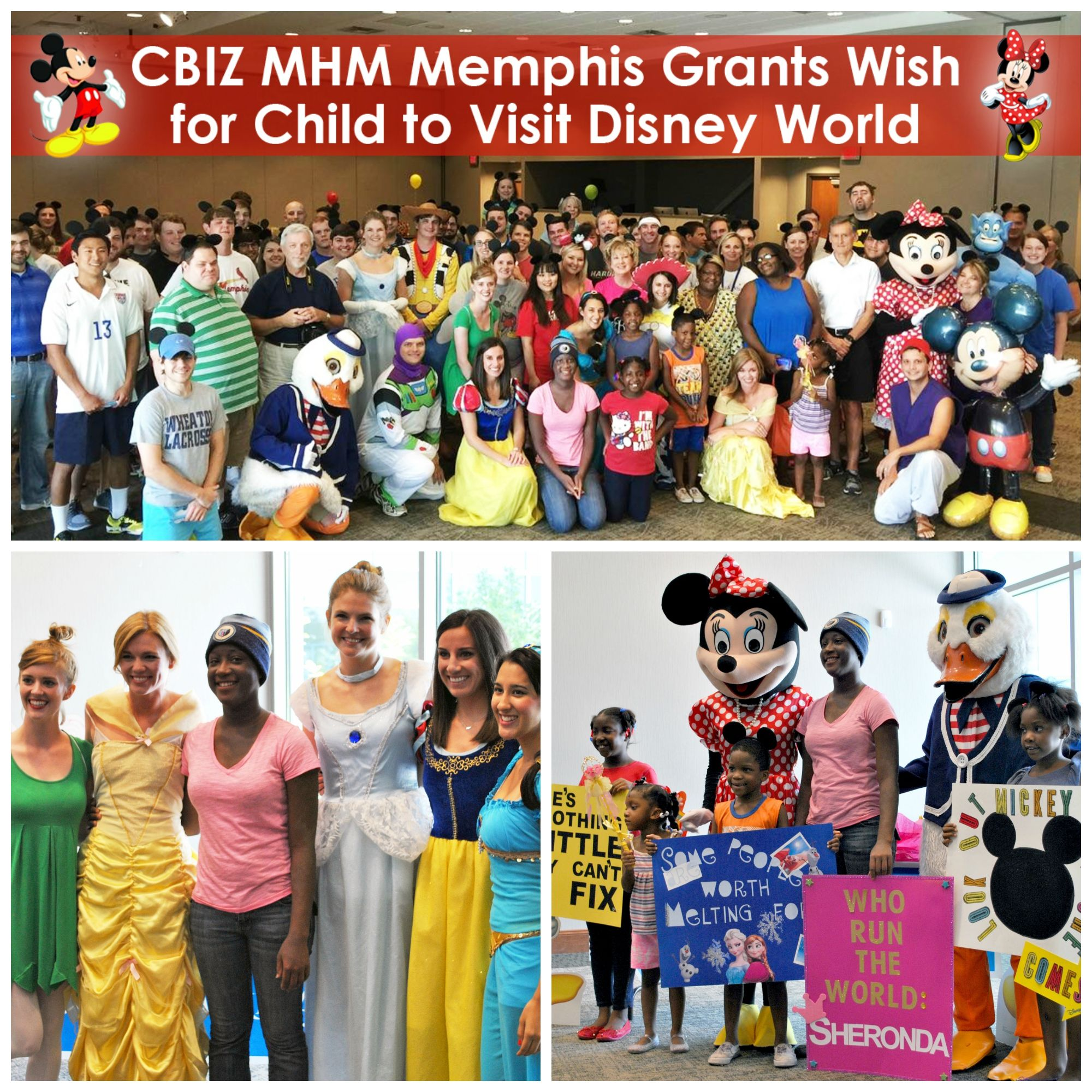 Make A Wish Memphis