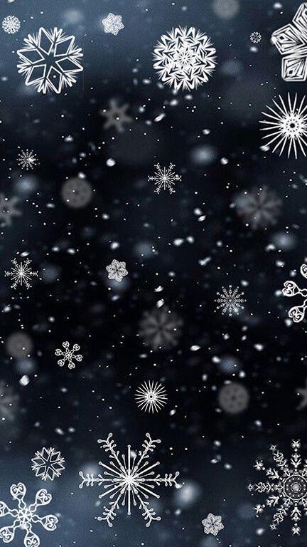 Snowflakes,  #cellphonebackgroundstars #Snowflakes #christmasbackgrounds