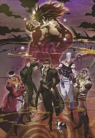 Download Ost Opening and Ending Anime JoJo's Bizarre
