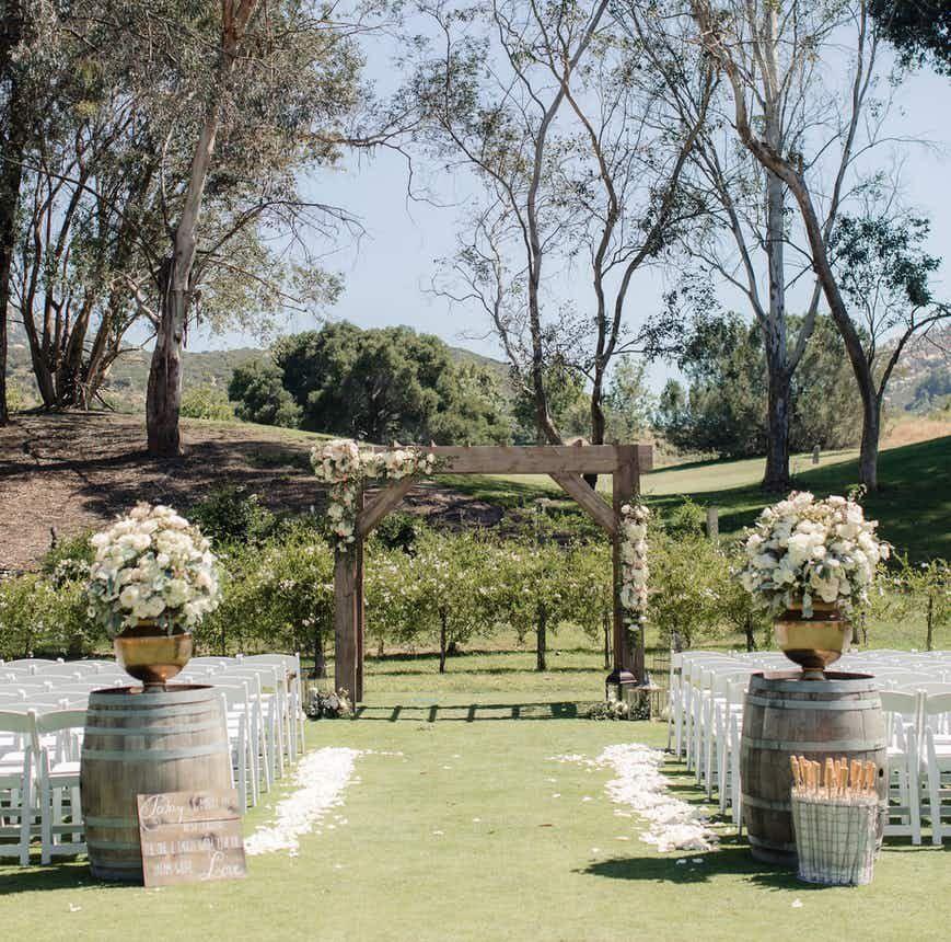 Temecula Creek Inn Rustic Wedding Venue 92592 | Temecula ...