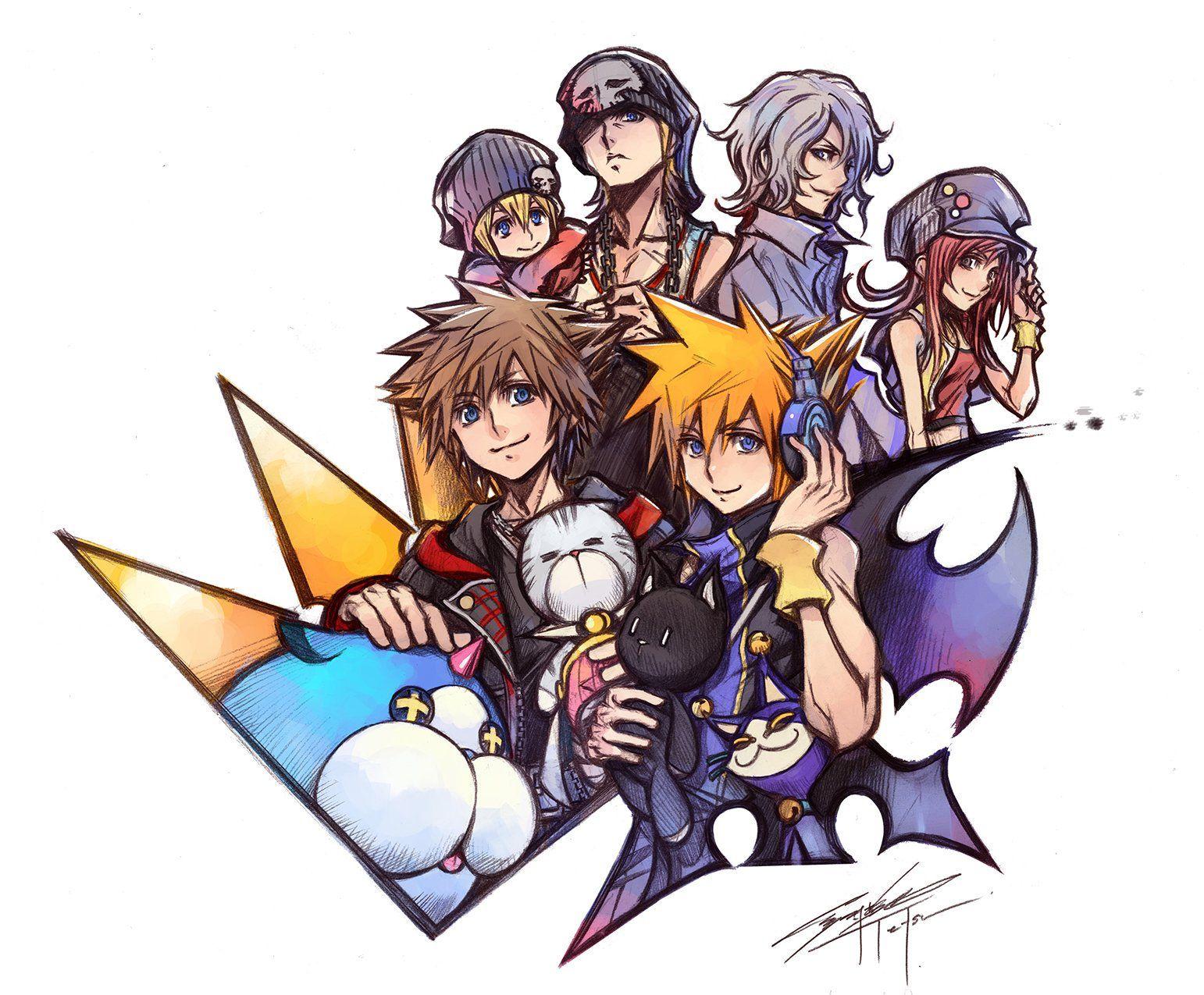 Heartless Kingdom Hearts Neoshadow Dark Fading Into