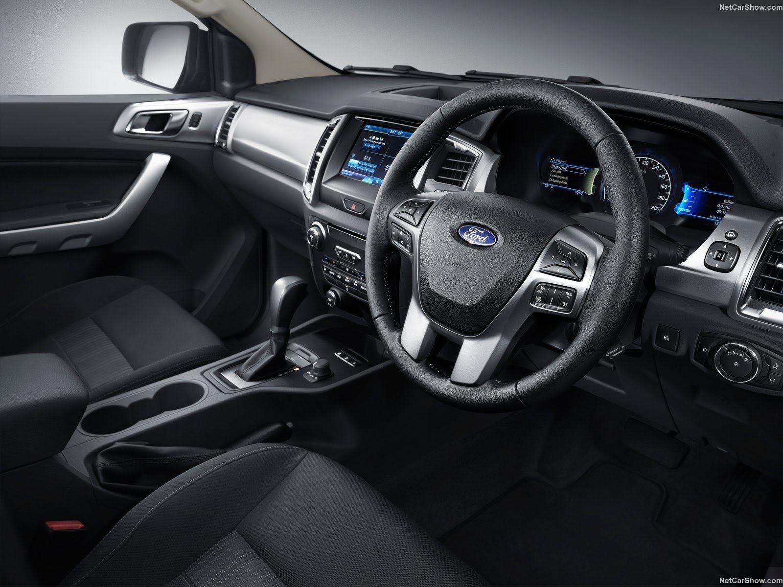 2016 Ford Ranger 3 2 Liter Duratorq 5 Cylinder Tdci Diesel Engine Ford Ranger Ford Ranger Interior Ford Ranger Pickup